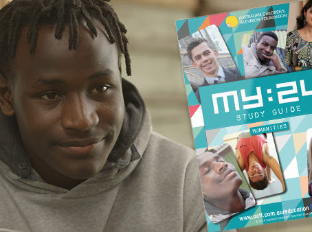 EXPLORE DIVERSE YOUTH PERSPECTIVES WITH THE MY:24 STUDY GUIDE (HUMANITIES)