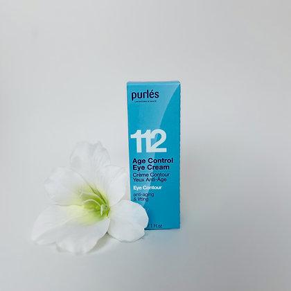 Purles 112 Age Control Eye Cream 30 ml