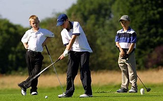 stage golf enfant
