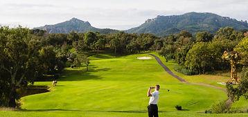 cours de golf Cannes, cours de golf valbonne