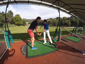 stage golf WE hebergement