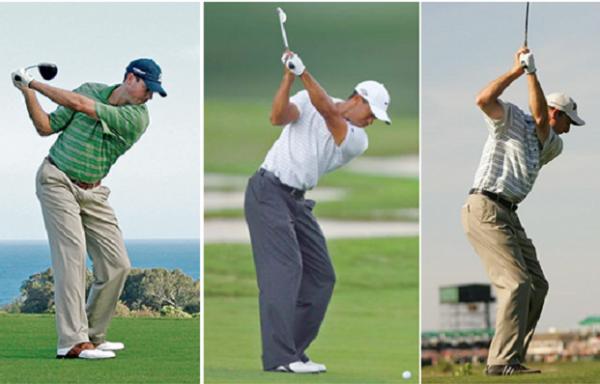 preferences motrices golf, plan de swing golf, cours de golf , swing golf adapté, swing golf unique,
