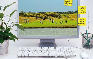 goif entreprise cote d'azur, seminaire golf nice