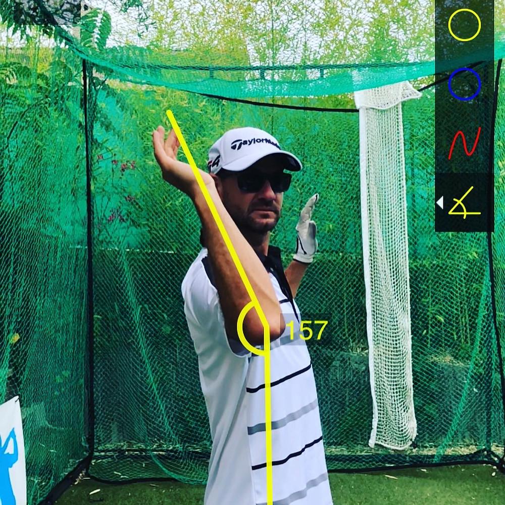 club de golf - golf perfectionnement avec golf training concept, Cagnes sur mer, wrightbalance golf, Volodalen, bioswing dynamics