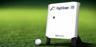 golf launch monitor, golf radar, cours de golf avec simulateur golf
