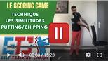 scoring game golf, coaching golf en lign