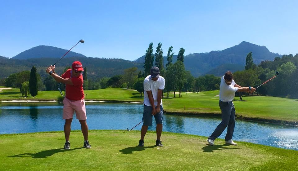 Un cadre magnifique pour améliorer ses performances au golf