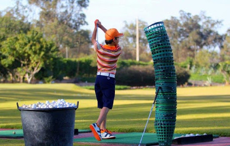 "Comment bien s'entrainer au golf ! ""Practice makes perfect"""
