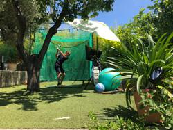 NOUVEAU cours de golf a domicile