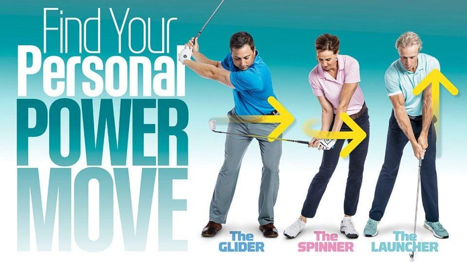 Mike Adams golf coach, preferences motrices au golf, swing de golf personnalisé, apprendre a jouer au golf, technique de swing de golf adapté a chacun