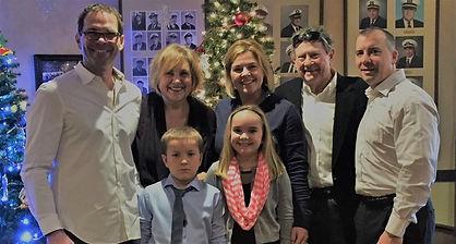 Sharon Barnes & Family