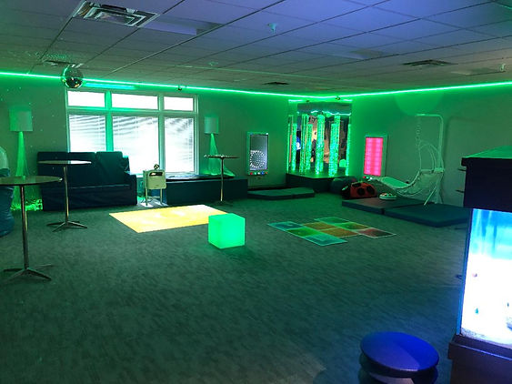 Ability Works Clark Family Sensory Space