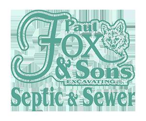 Paul Fox & Sons Septic Sewer