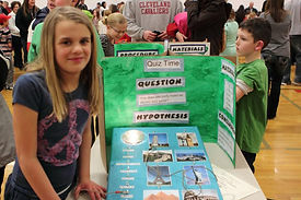 Huron Students Science Fair