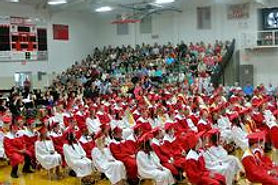 Huron City School High School Graduation