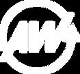 Ability Works logo in white