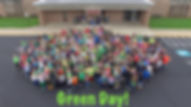 Huron Woodlands Elementary School Green Day