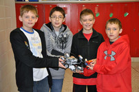 Huron Middle School