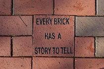 Huron Educational Foundation Personalized Paver Bricks