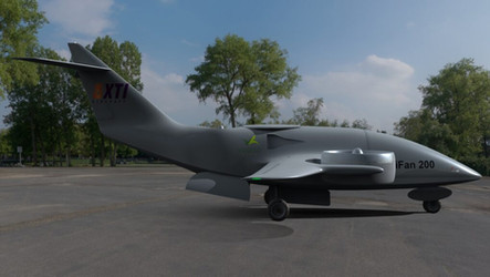 XTI Partners with VerdeGo Aero for Its Hybrid-Electric Cargo VTOL