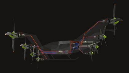 VerdeGo Aero's IDEP – Innovative Propulsion System for Innovative Mobility Solutions