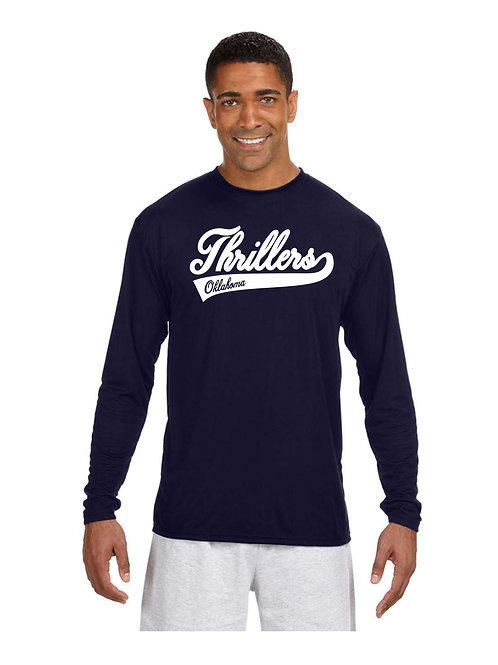 Thrillers Softball LS Dri-Fit SS T-Shirt