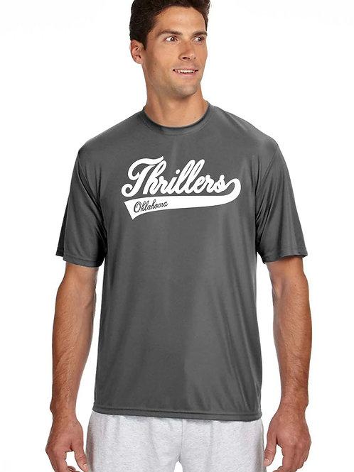 Thrillers Softball Dri-Fit SS T-Shirt