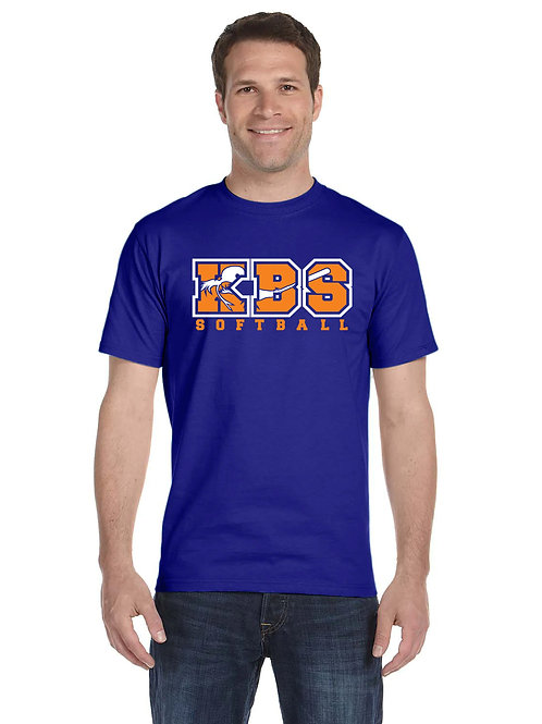 1 Dri-Fit & Cotton KBS T-Shirt