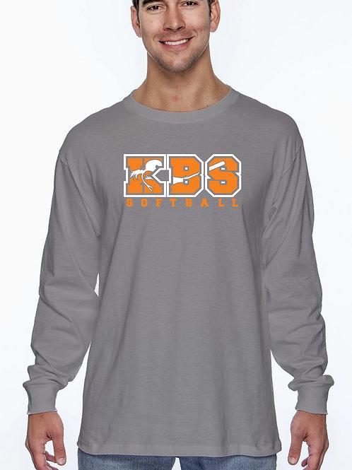 4 Dri-Fit & Cotton Long Sleeve KBS T-Shirt