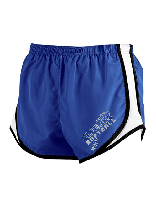 11 Women's Blue Sox Shorts