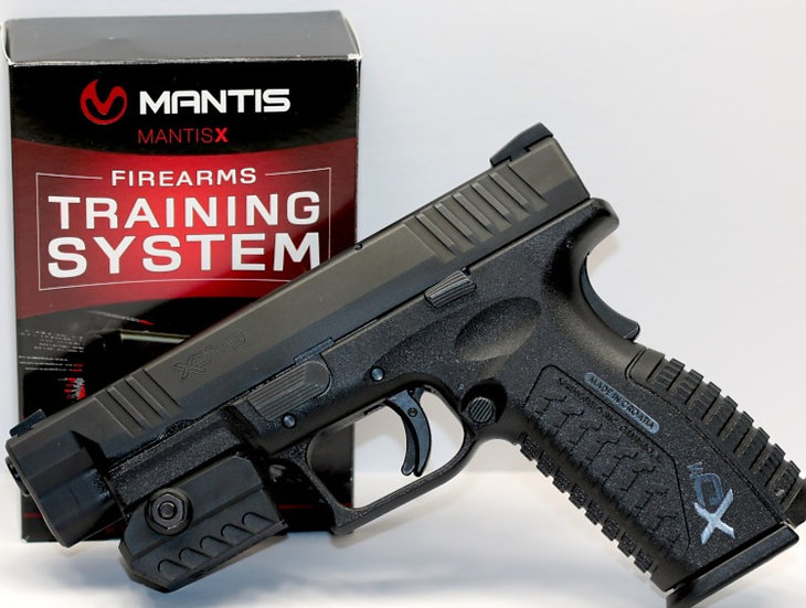 Mantis Firearm Training System (X10)