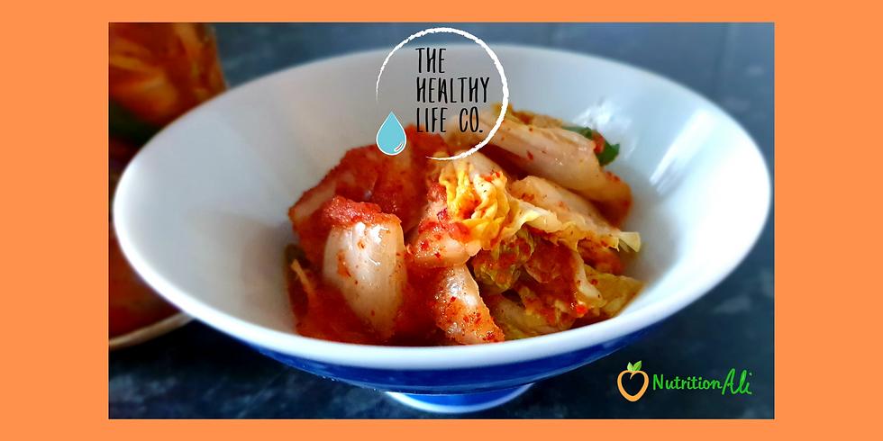 Beginners Kimchi Making Workshop