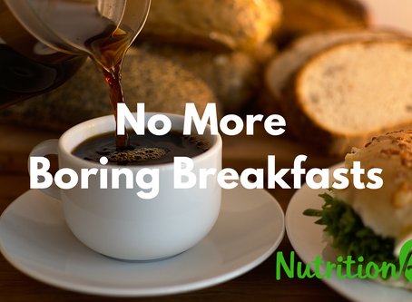 Are you stuck in a breakfast rut?