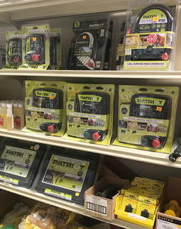 Fence Chargers & Accessories