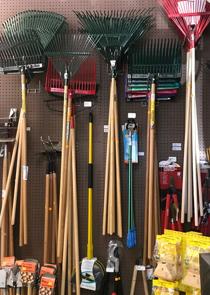 Large Variety of Hand Tools