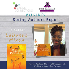 Spring Authors Expo!