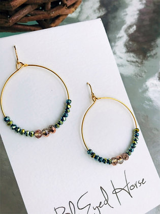 Hoop Earrings #2803