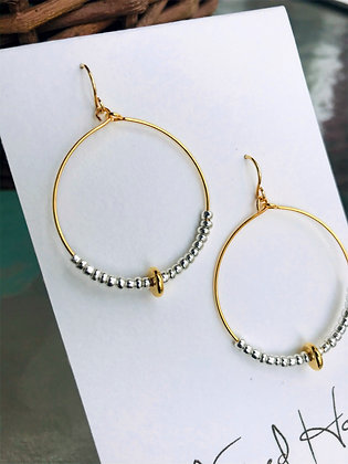 Hoop Earrings #2802