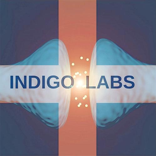 Indigo Labs Genius Formula Coffee Beans