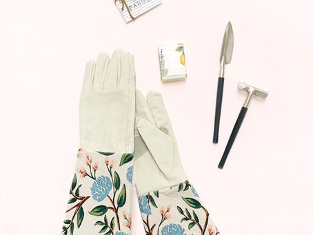 DIY Garden Gloves