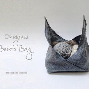 Origami Bento Bag
