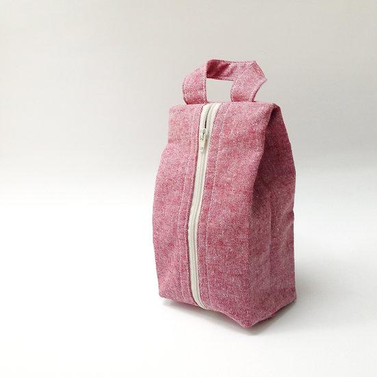 Finn Soft boxy bag - PDF pattern
