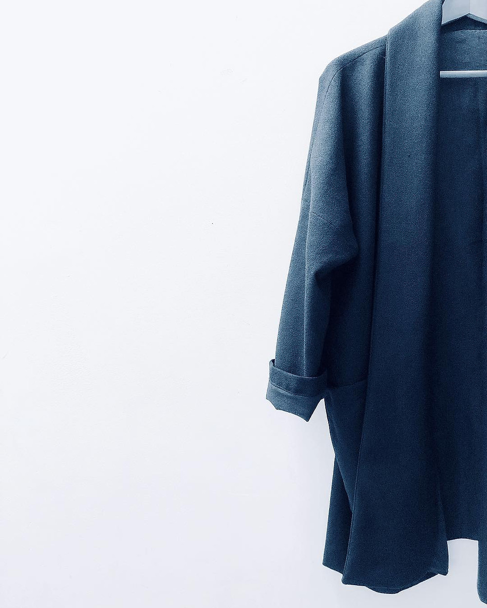 Haori Jacket - pattern by Wiksten