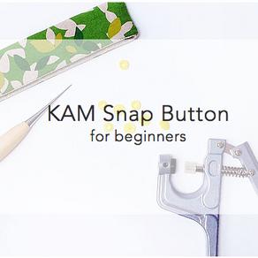 KAM Snap Button Tutorial