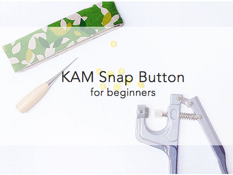 KAM Snap Button Tutorial