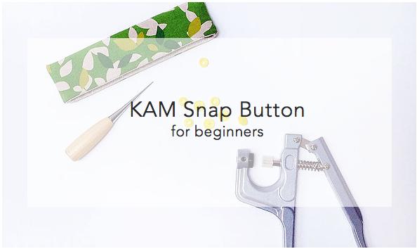 KAM snap tutorial