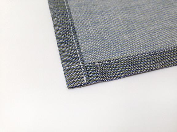 Origami Bento Bag - step 2 / Indigobird Design