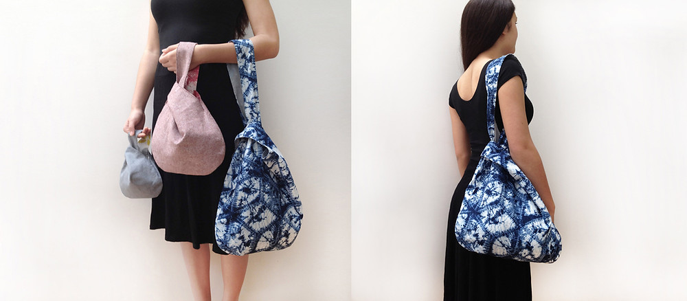Knot bag - 3 sizes