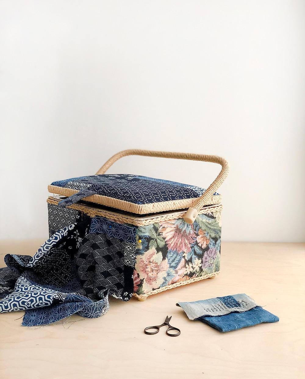 sewing box_indigobird