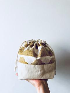 Leah Drawstring Bag